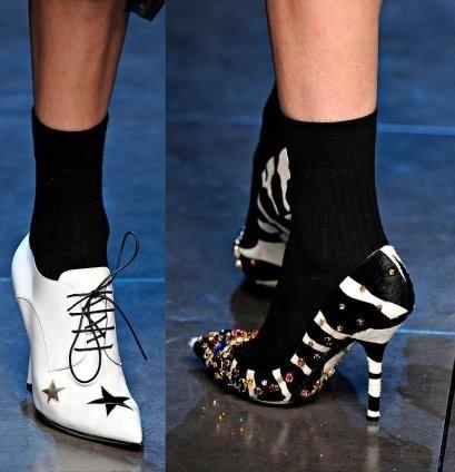 Dolce & Gabbana FW 2011. Изображение № 53.