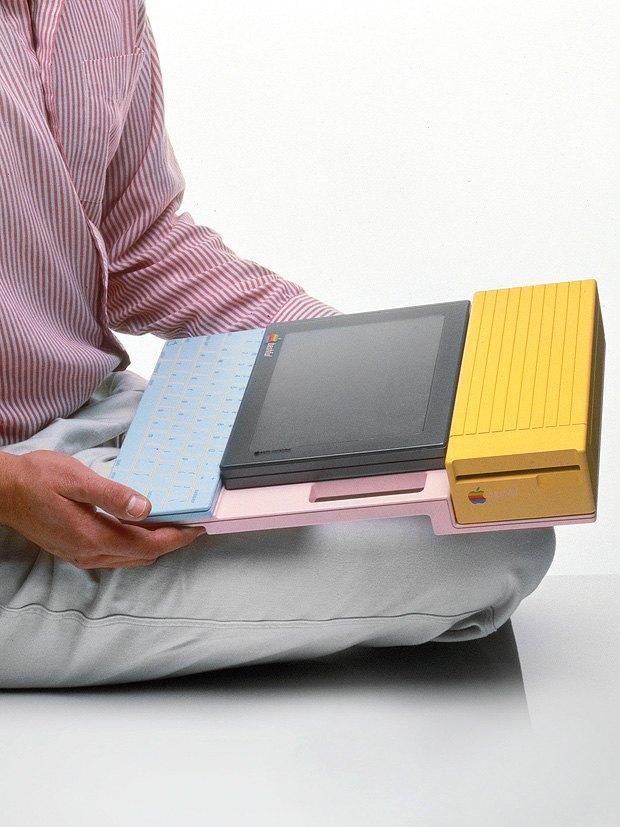 Опубликованы новые концепты футуристических устройств Apple 1982 года . Изображение № 2.