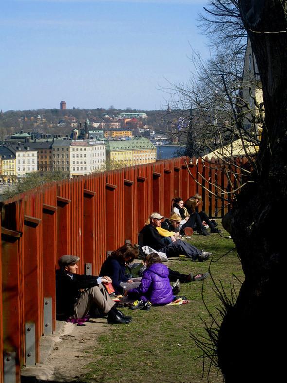 Стоки и холмы Стокгольма. Изображение № 9.