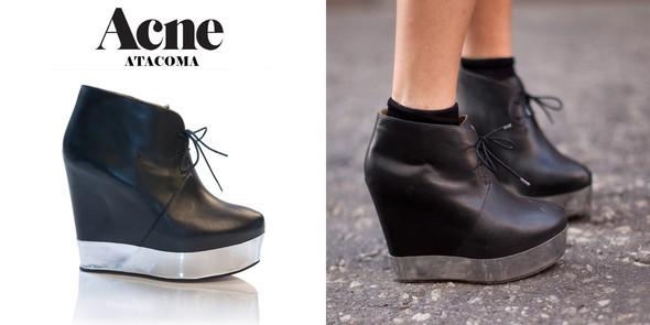 Почему fashion-блоггеры любят Acne?. Изображение № 1.