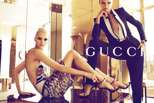 Кампания: Gucci SS 2012. Изображение № 9.