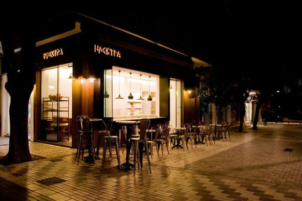 На скорую руку: Фаст-фуды и недорогие кафе 2011 года. Изображение № 45.