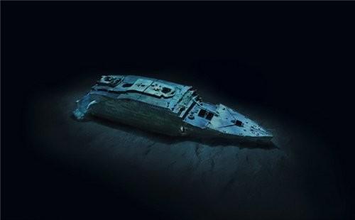 """Новые фотографии """"Титаника"""". Изображение № 1."""