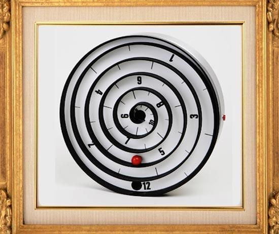 Aspiral Clocks: время по спирали. Изображение № 1.