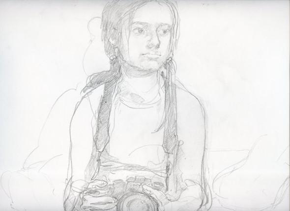 Настя Стаскевич – «Дело нев словах, ав рисунках!». Изображение № 2.