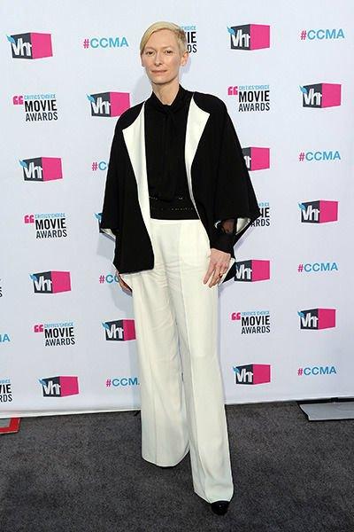 Тильда Суинтон, актриса. Изображение № 15.
