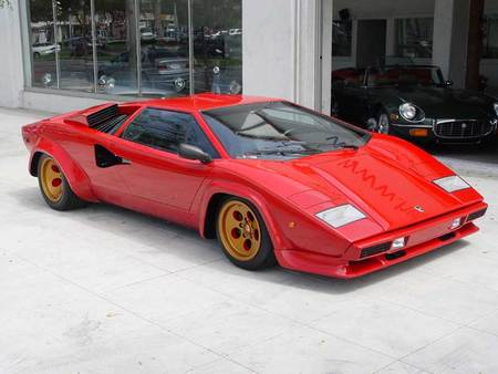 Lamborghini 1974 Countach LP400. Изображение № 4.