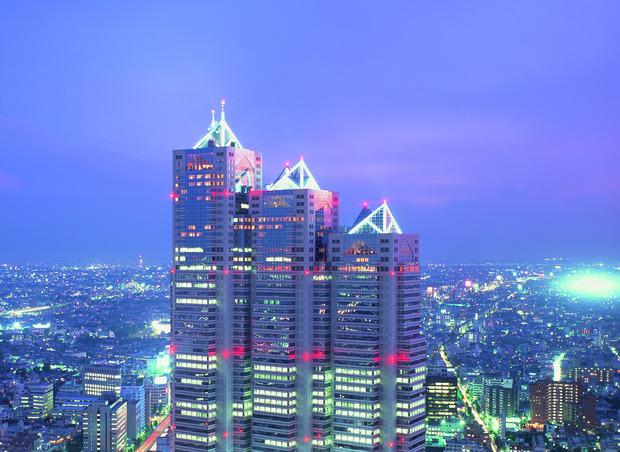 PARK HYATT TOKYO. Изображение № 1.