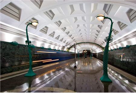 . Следующая станция «Славянский бульвар». Изображение № 7.