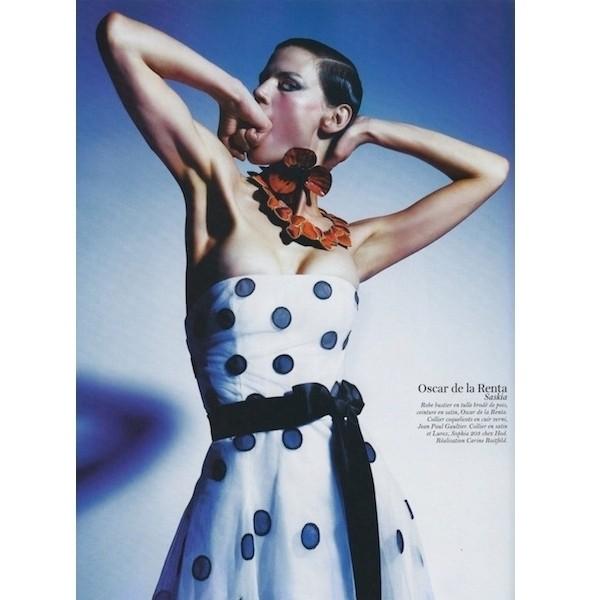 Изображение 4. Съемки: Harper's Bazaar, Industrie, Vogue и другие.. Изображение № 51.