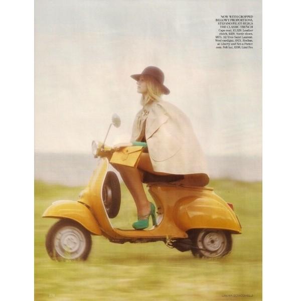 5 новых съемок: Purple Fashion, Vogue и W. Изображение № 32.
