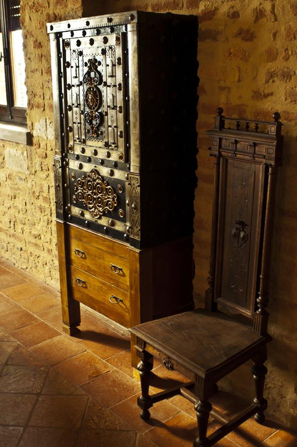 Обитаемые замки Пьемонта, где и сегодня живут графы и маркизы. Изображение № 4.