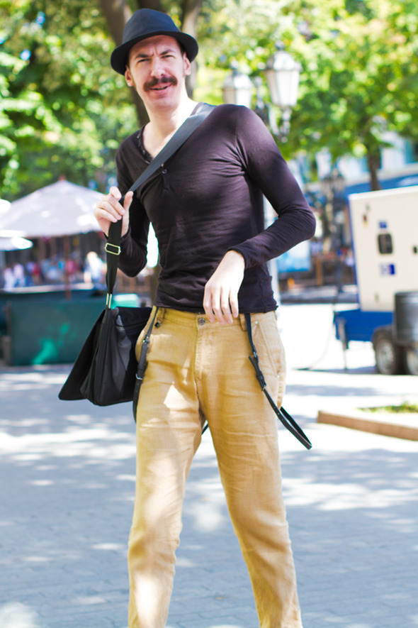 Street style в Одессе. Изображение № 4.