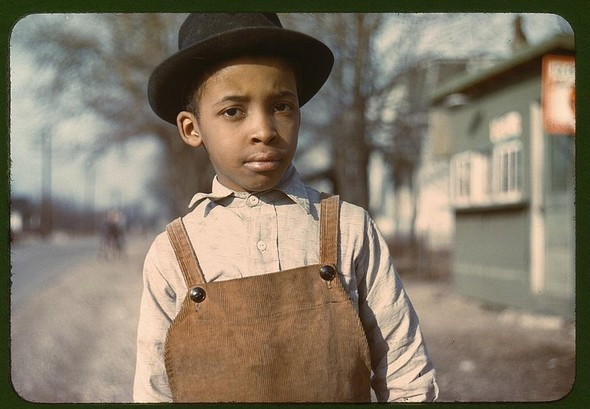 America 1930-1940 in colour. Изображение № 2.