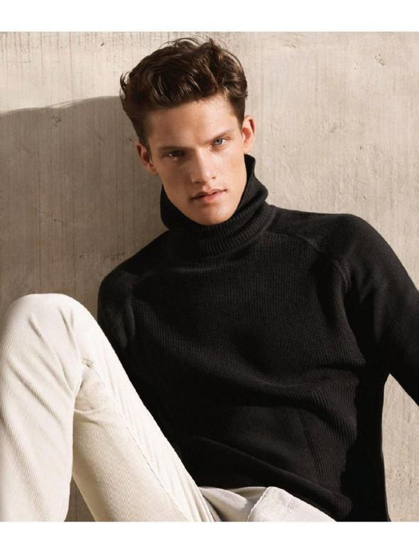 Мужские кампании: Calvin Klein, Sergio K и другие. Изображение № 12.