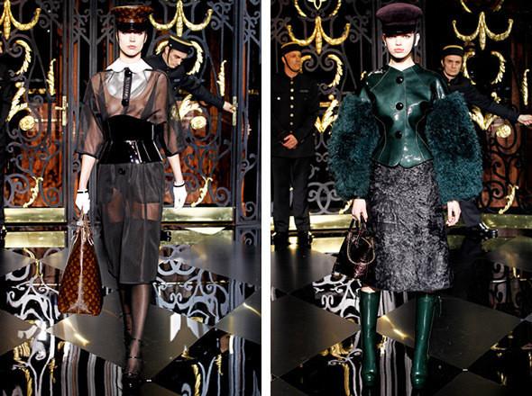 Louis Vuitton FW 2011 . Изображение № 76.