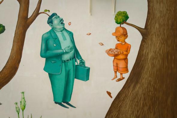 Лучшие стрит-арт проекты 2011 года. Изображение №92.