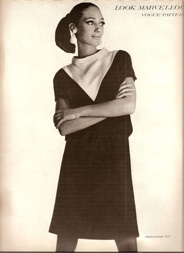 «Выгляди великолепно» каквVogue 1967 года. Изображение № 18.