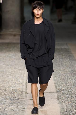 Неделя мужской моды в Милане: День 1. Изображение № 48.