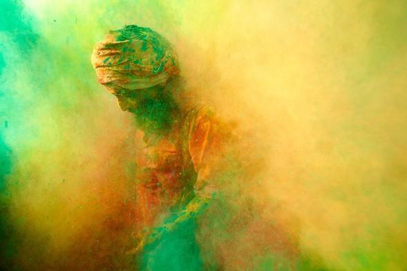 Яркие краски Индии. Изображение № 22.