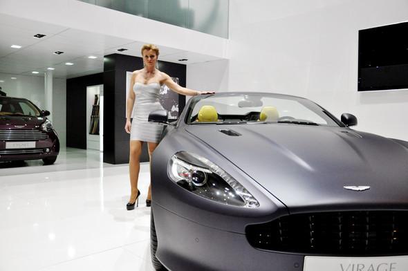 Natalia Freidina at 82nd Geneva International Motor Show. Изображение № 2.