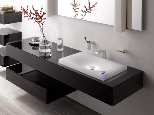 Инновационый материал для изготовления ванн и раковин LUMINIST от TOTO. Изображение № 1.