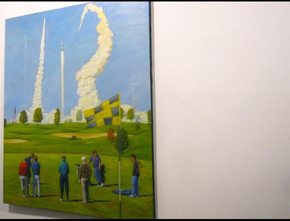 """Выставка в деталях: Молодые художники на """"Сегодня/Завтра"""". Изображение № 28."""
