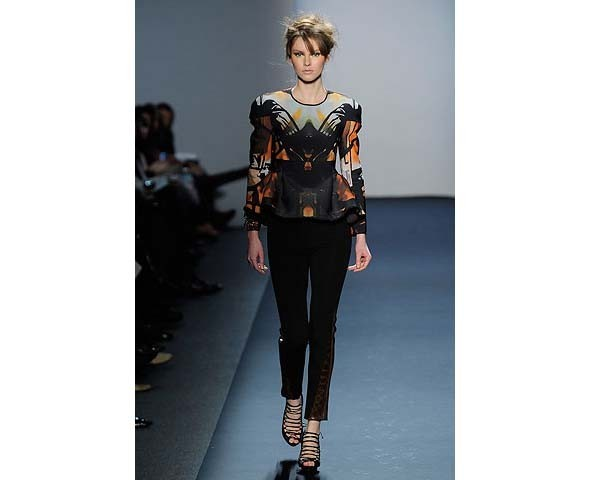 Неделя моды в Нью-Йорке: второй день. Изображение № 157.
