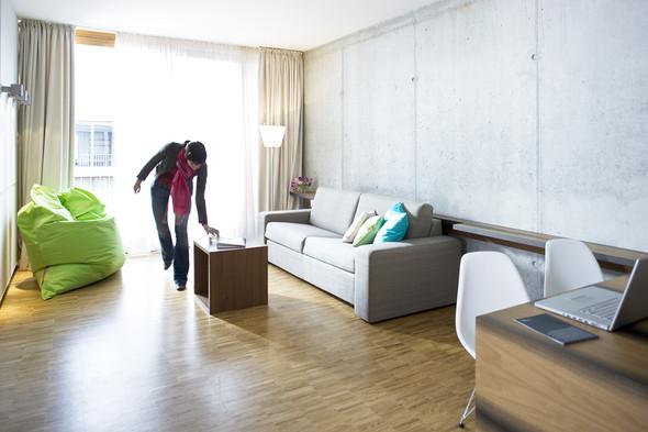 Design Hotels: FACTORY HOTEL, Германия. Изображение № 6.