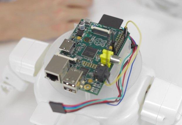 Краудфандинговый проект недели: Комплект для сборки робота RAPIRO. Изображение № 8.