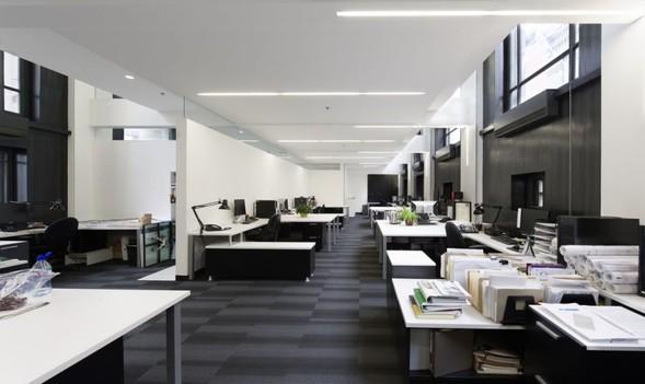 Офис канадского архитектурного бюро LEMAYMICHAUD. Изображение № 7.