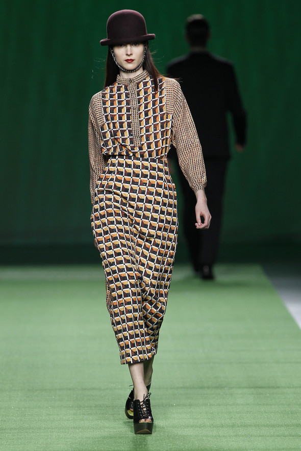 Madrid Fashion Week A/W 2012: Martin Lamothe. Изображение № 19.
