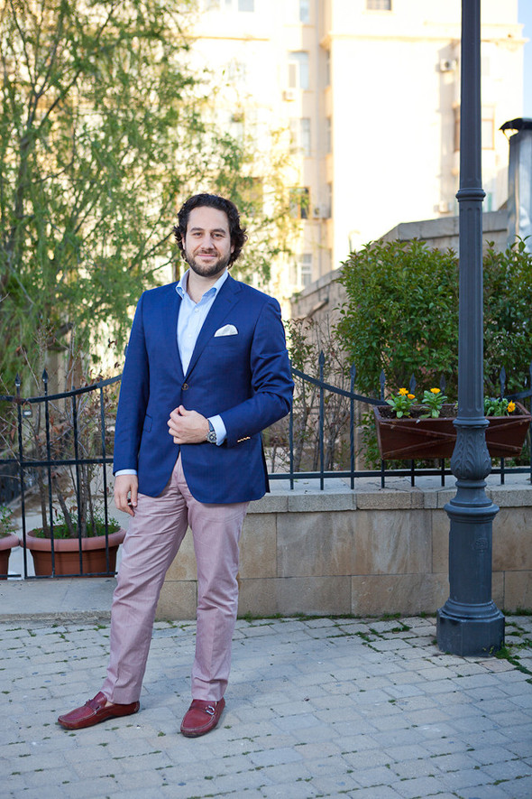 Baku Street Fashion | Spring 2012. Изображение № 29.