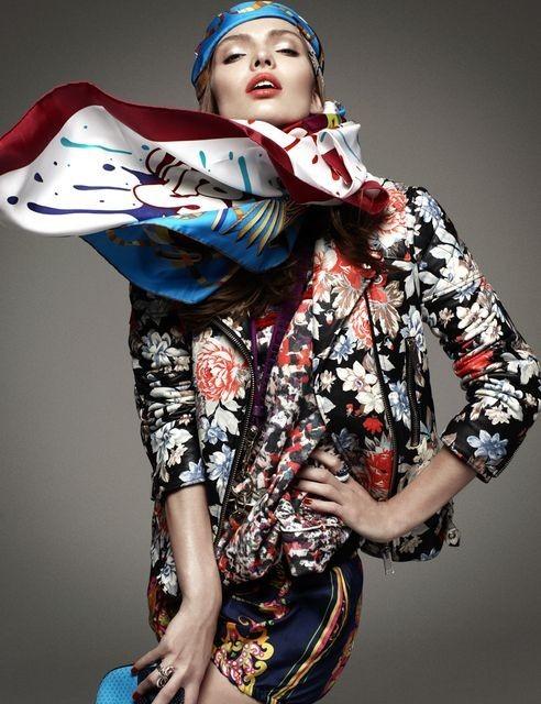 Съёмка: Карола Ремер для Vogue. Изображение № 2.