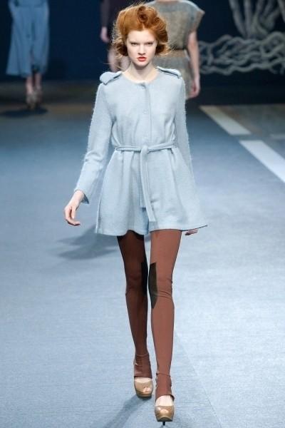 Volvo Fashion Week. День 3. Alena Akhmadullina FW 2011. Изображение № 15.