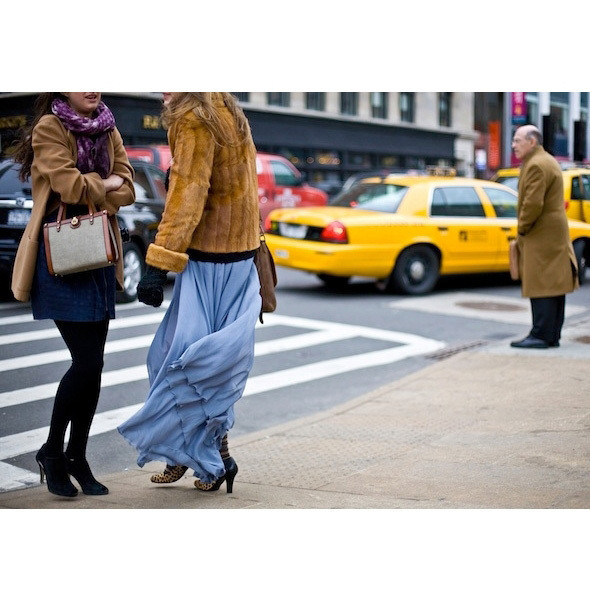 Изображение 170. На полях: 10 тенденций уличного стиля с прошедших недель моды.. Изображение № 170.