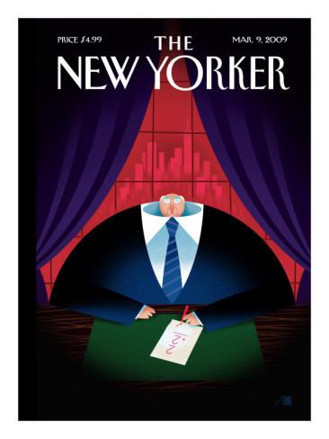 10 иллюстраторов журнала New Yorker. Изображение №79.