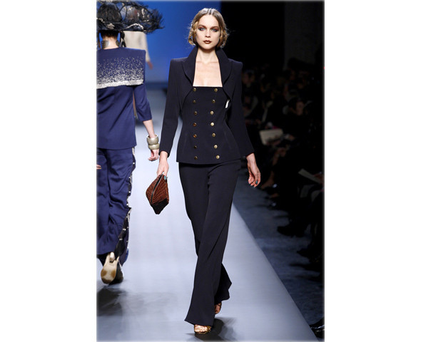 Неделя моды в Париже: Haute Couture. Изображение № 18.