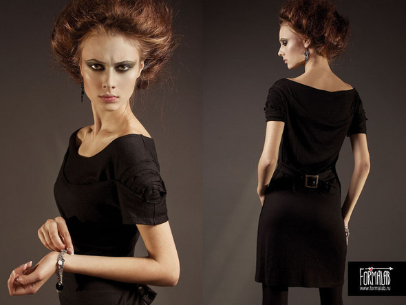Mysterious dresses от FormaLab. Изображение № 9.