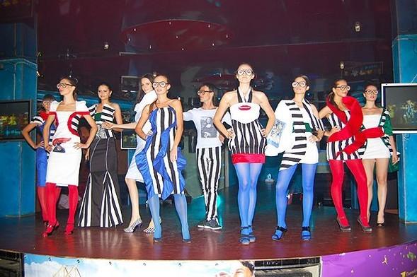 """1й шоу-конкурс дизайнеров-модельеров Cadmea Victoria"""". Изображение № 6."""
