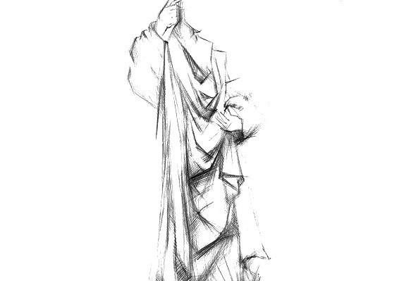 Изображение 14. «Каменный гость» Вардуи Назарян.. Изображение № 1.