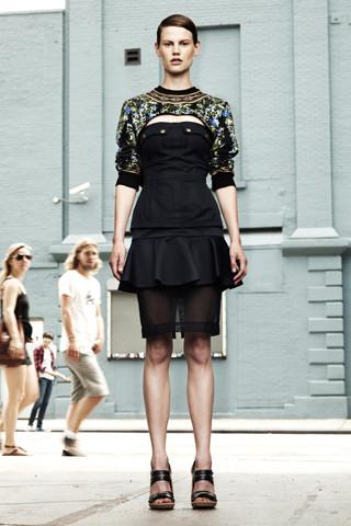 Изображение 21. Лукбуки Resort 2012: Givenchy, Lanvin.. Изображение № 21.