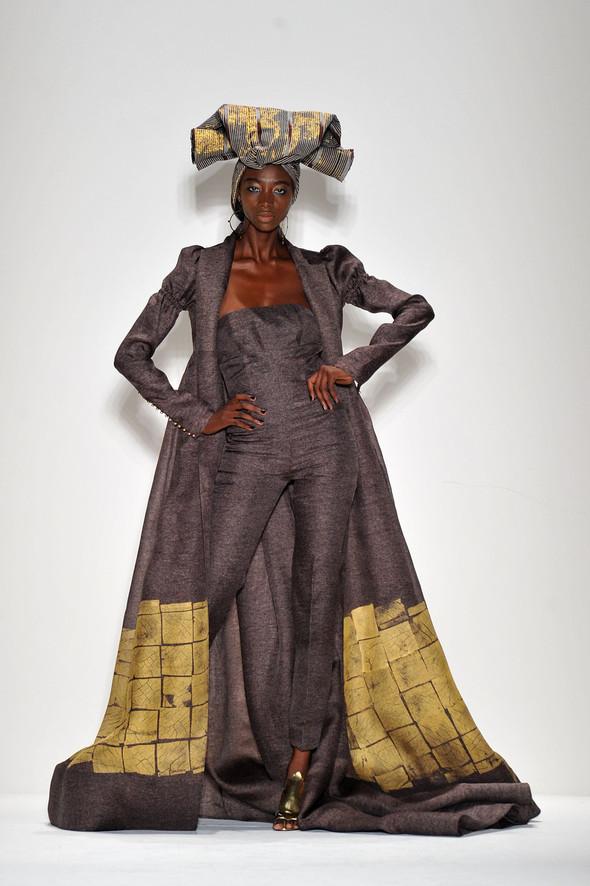 New York Fashion Week Spring 2012: День шестой. Изображение № 14.