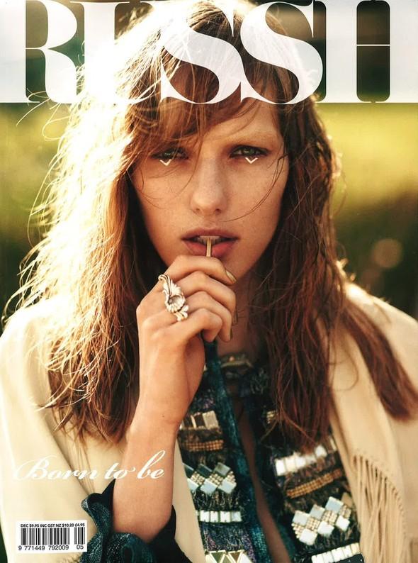 Обложки: C, Harper's Bazaar и Russh. Изображение № 3.