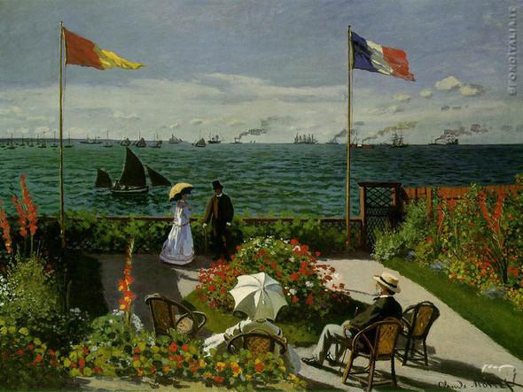 Клод Моне : флагман импрессионизма. Изображение № 12.
