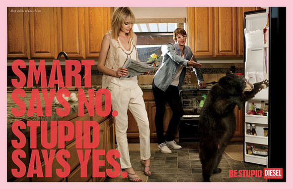 Кампания Be Stupid. Изображение № 24.
