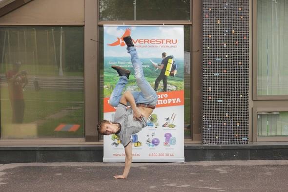 Heverest. ru и Street Union запускают линию одежды. Изображение № 4.