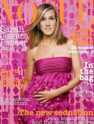 История глазами обложки Vogue (Британия). Изображение № 67.