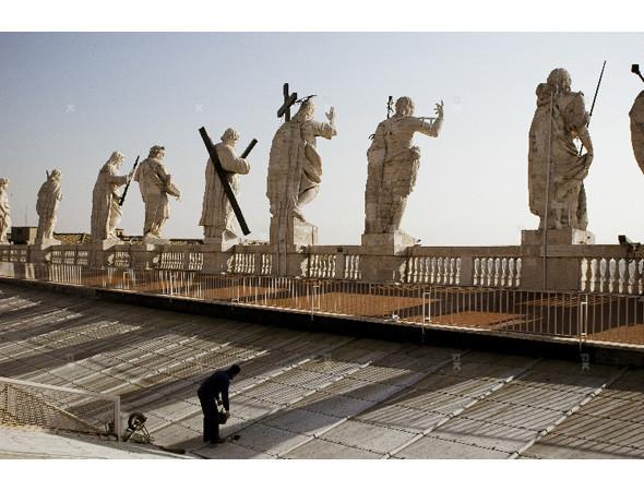 Большой город: Рим и римляне. Изображение № 129.