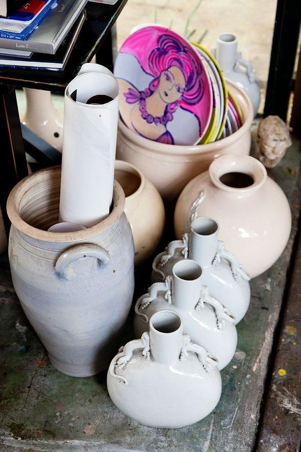 Дом и студия художницы Isabelle Tuchband в Сан Пауло.. Изображение № 11.